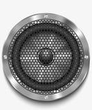Lauter Audiolautsprecher Lizenzfreies Stockbild