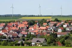 Lauterbach Tyskland Royaltyfri Bild