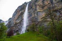 Lauterbrunen - Schweiz Fotografering för Bildbyråer