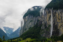 Lauterbrunnen Royalty Free Stock Photos