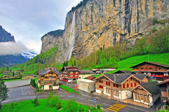 Lauterbrunnen Stock Photos