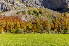 Lauterbrunnen Valley, Switzerland Royalty Free Stock Image
