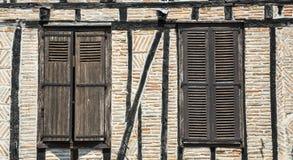 Lautrec (France), vieux village images libres de droits