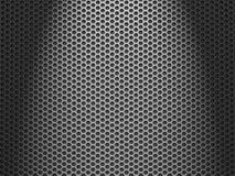 Lautsprecher-Beschaffenheits-Hintergrund Lizenzfreie Abbildung