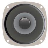 Lautsprecher-Kegel-Vektor Stockbilder
