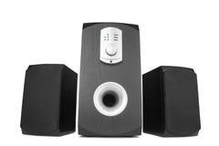 Lautsprecher mit Verstärker Lizenzfreie Stockbilder