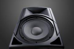 lautsprecher Musik Stockbild
