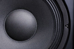 lautsprecher Musik Lizenzfreie Stockfotos