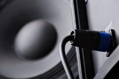 lautsprecher Musik Stockbilder
