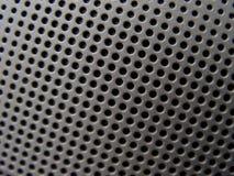 Lautsprecher-Nahaufnahme Stockbild