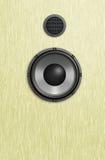 Lautsprecherabbildung Stockbilder