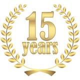 15 Jaar Jarig