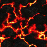Lava Stock Photography
