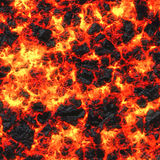 Lava. Stock Photo