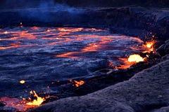 lava Stockfoto