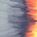 Lava. Abstract background. Modern pattern. Vector Illustration For Your Design Stock Images