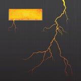 Lava. Abstracte achtergrond. Royalty-vrije Stock Foto