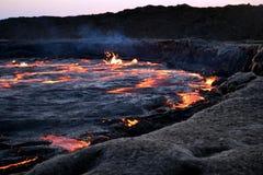 Lava Royalty Free Stock Photos
