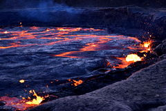 Lava Stock Photo