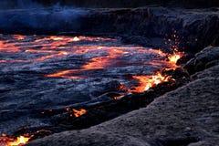 Lava Royalty Free Stock Image