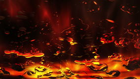 Lava Background stock video
