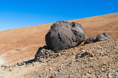 Lava Ball Stock Image