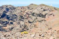 Lava Basaltic Rock seco imagens de stock royalty free