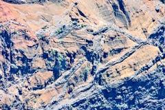 Lava Basaltic Rock seco fotos de stock royalty free