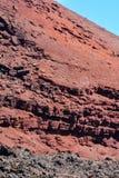 Lava Basaltic Rock seco imagem de stock royalty free