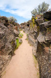 Lava Beds National Monument Royalty Free Stock Photos