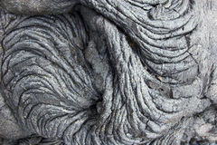 Lava close-up Royalty Free Stock Photos