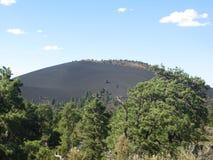 Lava Crater Lizenzfreie Stockbilder