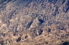 Lava del vulcano Fotografia Stock