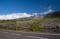 Lava field Stock Image