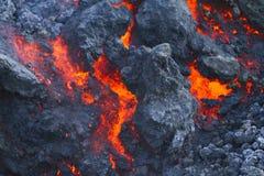 Lava Fire stock fotografie