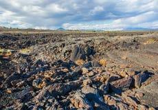 Lava Flow Photographie stock libre de droits