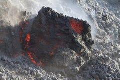 Lava Flow stock fotografie