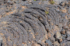 Lava Flow an den Kratern des Mond-Nationaldenkmal-ay Feuerwerks Lizenzfreie Stockbilder