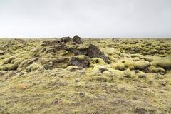 Lava flow Stock Photography