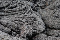 Lava-Fluss lizenzfreies stockfoto