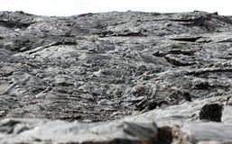 Lava-Fluss-Landschaft Lizenzfreie Stockbilder