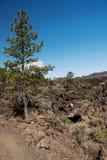 Lava Lake Fotografie Stock