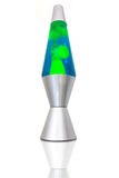 Lava Lamp Royalty Free Stock Photo