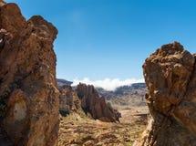 Free Lava Landscape Teide Volcano Tenerife Canary Royalty Free Stock Photos - 114140978