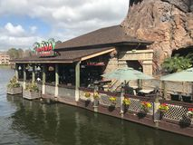 Lava Lounge Disney Springs, Orlando, Florida fotos de stock