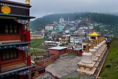 Lava Monastery Foto de archivo libre de regalías