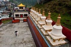 Lava Monastery Royalty-vrije Stock Foto's