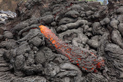 Lava Mound Royalty Free Stock Photos