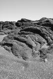 Lava-Netzkabel lizenzfreie stockfotos
