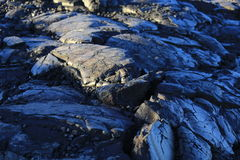 Lava patterns Royalty Free Stock Images